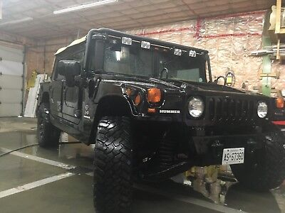 Hummer: H1 Performance built Hummer H1, 2002