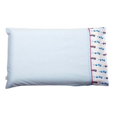 Clevamama Replacement Toddler Pillow Case (Blue) NEW