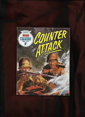 War Picture Library #283_Counter Attack_Mar. 1965_Nice Copy
