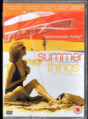 DVD Summer Things (Neuf sous blister) | Jacques Dutronc | Comedie | Lemaus