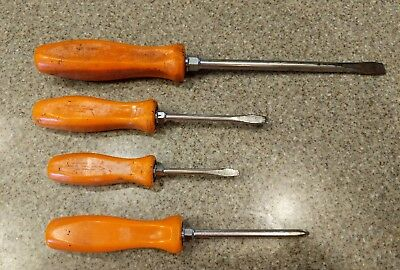 snap on screwdrivers