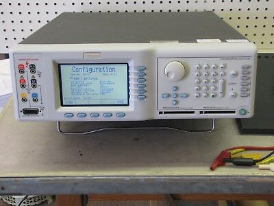 Wavetek 9100 Calibrator