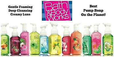 Buy 2 Get 1 50% OFF (add 3 to cart) Bath & Body Works 2018 Hand Soap