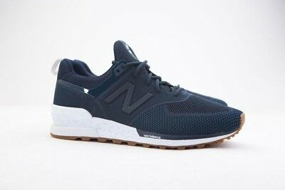 big sale 48b66 74672 MS574EMB NEW BALANCE Men 574 Sport MS574EMB navy vintage indigo galaxy