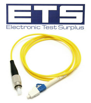 Fiber Optic ST To LC Pig Tail Cable
