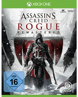 Microsoft XBOX - One XBOne Spiel * Assassins Creed Rogue Remastered **NEU*NEW