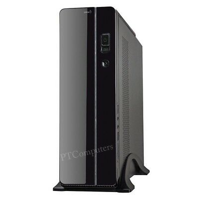 Small PC Case Micro ATX /ITX USB 2.0 small 300W Power Supply for HTPC tower