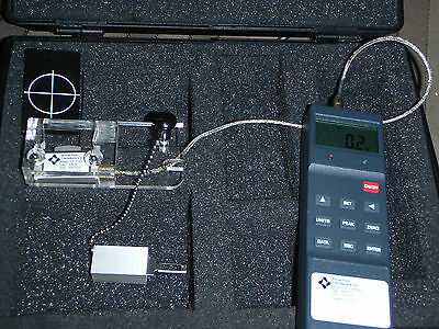 Group Four Pressure Transducer and Handheld Torque Meter