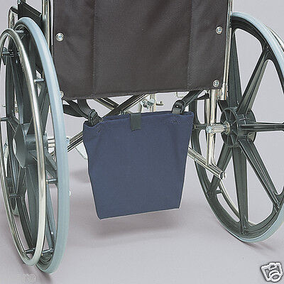 Canvas Urine Drainage Bag Holder/Cover / catheter users and wheelchairs