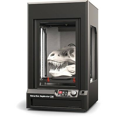 NEW MakerBot Replicator Z18 Pro Printer 12 Mths Manufacturers Warranty PC & Mac.