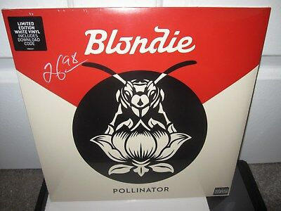 Blondie Pollinator Album Record White Vinyl Debbie Harry Stein Lp Cd Sealed