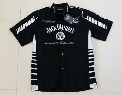 V8 Supercars Jack Daniels Racing Mens Shirt New With Tags Size Small
