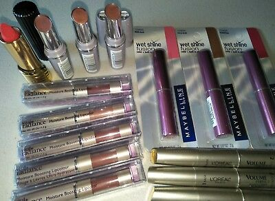 Lipsticks bulk mix, all brand new, great selection with no duplicates