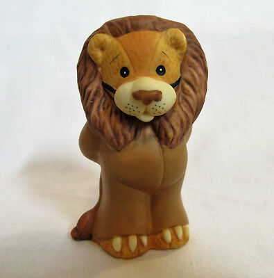 Lucy & Me ~ Lion Costume Face Mask Halloween ~ Lucy Rigg Enesco Figurine