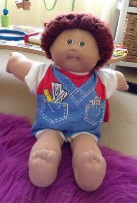 Vintage Cabbage Patch Boy
