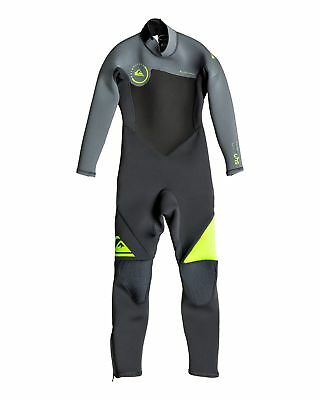 NEW QUIKSILVER™  Boys 2-7 Syncro 3/2MM Steamer Wetsuit 2017 Boys Children