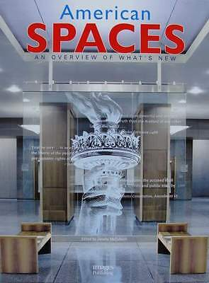 BOOK : American Spaces an overview of what's new