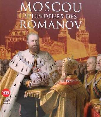 FRENCH BOOK : RUSSIAN ART MOSCOW 19th century (Fabergé,silver,furniture,Romanov)