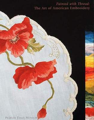 Book : The Art Of American Embroidery