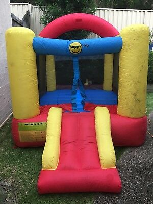 Happy Hop Inflatable Jumping Castle