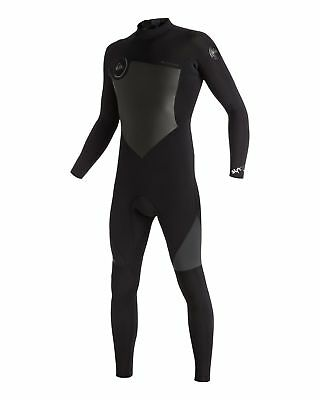 NEW QUIKSILVER™  Mens Syncro 3/2MM GBS Steamer Wetsuit 2017 Surf
