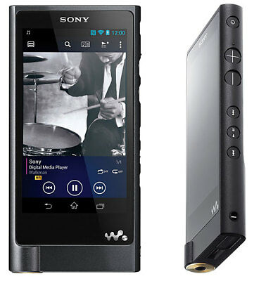 Sony NW-ZX2 Hi Resolution Audio Player