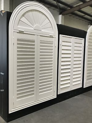 Manufacturer of Plantation Shutter Choose From 25 Different Colours for FREE