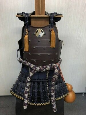 """The """"DOU"""" Personal ARMOR,Japanese Traditional ARMOR Used By SAMURAI,Real Edo BR"""