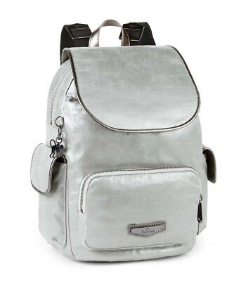 57d62c7f2a KIPLING CITY PACK S Backpack In Warm Grey BNWT - $84.12 | PicClick