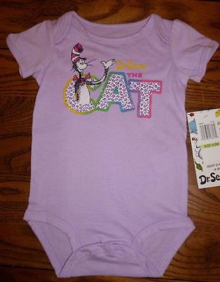 Dr Suess Cat In the Hat Girls Romper Playsuit 18 - 24 months