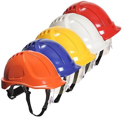 Portwest Endurance Plus Visor Helmet Safety Hard Hat PW54