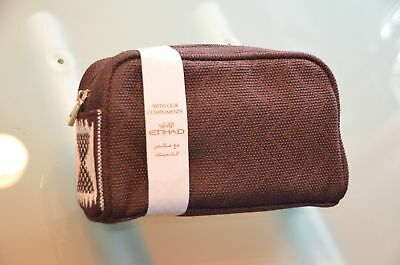 "Etihad Airways First Class Amenity Kit for Men""Sougha Arabic Design"" Very Nice!!"