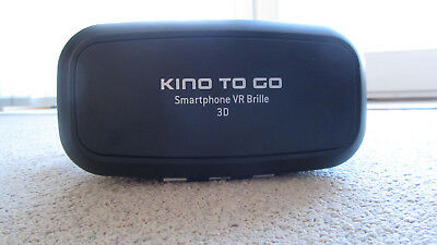 KINO TO GO * Smartphone VR Brille 3D * NEU/OVP