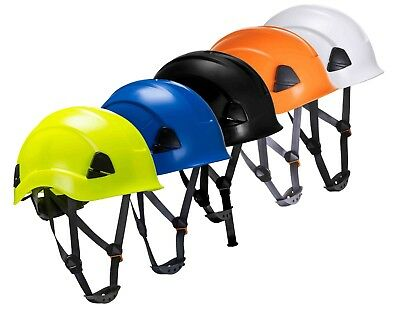 Portwest Height Endurance Helmet Scaffolding and Climbing Safety Hard Hat PS53