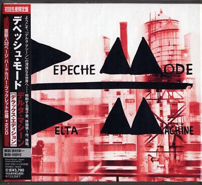 Depeche Mode-Delta Machine-Japan 2 Cd Ltd I45