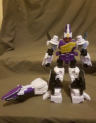 Power Rangers Dino Supercharge Deluxe Plesio Charge Megazord