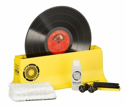 Spin Clean Mk2 Vinyl Record Cleaning Machine Washer System & Accessories