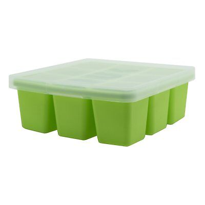 Annabel Karmel Food Cube Tray NUK Ice Cube Moulds Food Storage Silicone Weaning