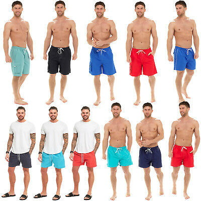 a4f90b4fd09fca Mens Mesh Lined Quick Dry Shorts Swimming Gym Running Summer Beach Sports  Trunks