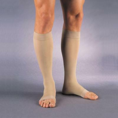 Jobst Relief Open Toe Knee Highs - 15-20mmHg Full Full 114801-P