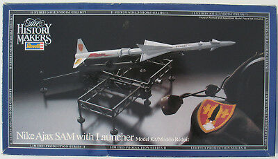 REVELL History Makers 8648 - Nike Ajax SAM + Launcher - 1:32 -Rakete Bausatz Kit