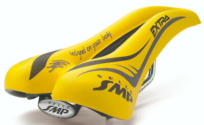 Selle SMP Extra Bike Saddle Yellow