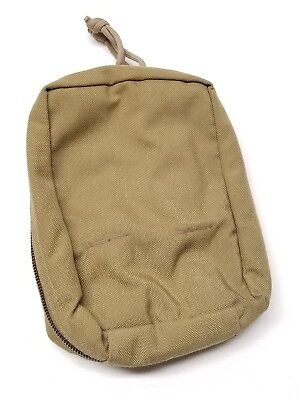 Eagle Industries Khaki SOF Medical Pouch 2007 NSN SFLCS Medic GUC SOFT