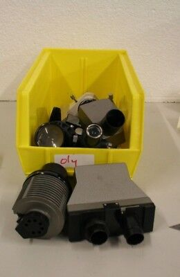 Olympus Bh2 Lamp Illuminator Optics Microscope Part Accessories Lot