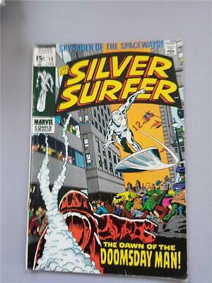 SILVER SURFER #13 VERY GOOD Free Shipping Marvel Comics BUY IT NOW