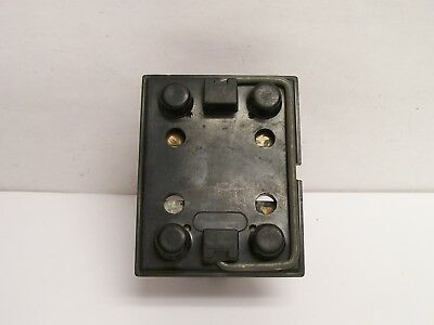 Walker R-1982 30 Amp Fuse Panel Pullout USED  ** FREE SHIPPING **