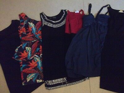 6 piece dress clothes bundle by new look size 12
