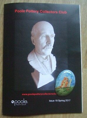 Poole Pottery Collectors Club - single membership. will post worldwide