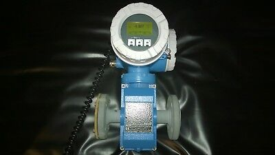 "Endress & Hauser Promag 53 ""demo"" IP67/NEMA/TYPE4X - Electromagnetic flowmeter"