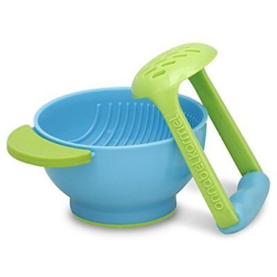 NUK Mash and Serve Bowl for Making Homemade Baby Food Pack of 1